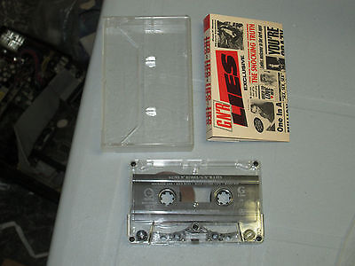 Gun n roses - Lies (Cassette, Tape) WORKING GREAT TESTED 2