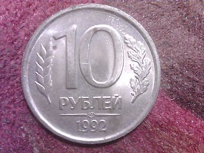 Russia      Federation    10  Rouble  1992