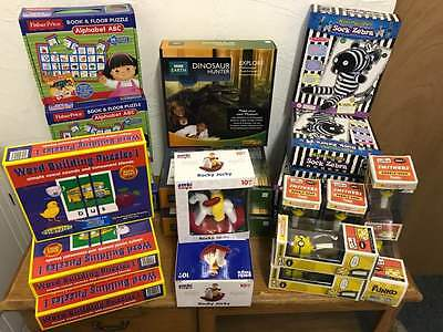 Wholesale Joblot of Brand New Toys & Games Retail Value