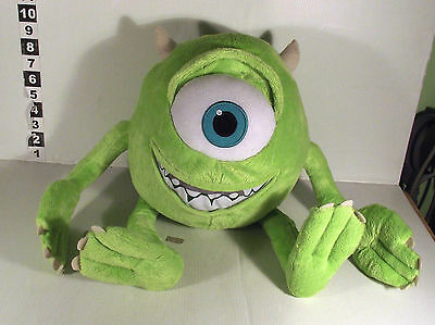 "Large 15"" Mike Wazowski   Monsters Inc Movie Soft Toy"