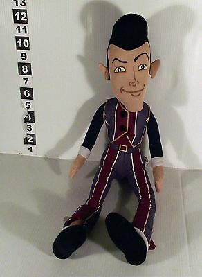 """18"""" Robbie Rotten Soft Toy -  Lazy Town Lazytown Tv"""