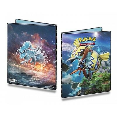 Ultra Pro Pokemon Sun & Moon 9 Pocket Portfolio - Brand new!