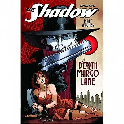 The Shadow: The Death of Margo Lane - Brand new!