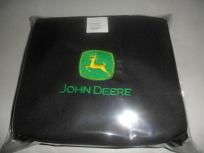 john deere r series tractor ,grammer seat cover with logo