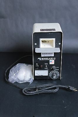 NEY Miniglaze/2 Dental Lab Firing Furnace Oven for Staining & Glazing - 115V