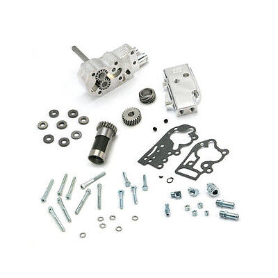 S&S Oil Pump & Gear Kit with Universal Cover #31-6295 Harley Davidson