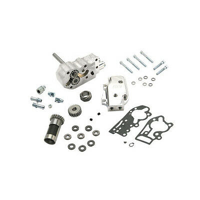 S&S Oil Pump & Gear Kit with Standard Cover #31-6296 Harley Davidson