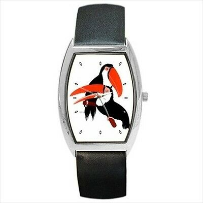 Toucan Birds Unisex Jewelry New Wrist Watch