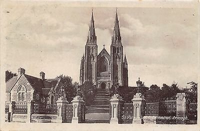 BR59114 st patrick s cathedral armagh  northern ireland