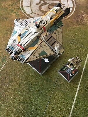 X Wing Ghost