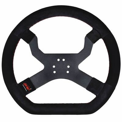 AIM Mychron 5 Steering Wheel In Black With 6 Bolt Fixing UK KART STORE