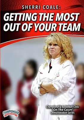 Sherri Coale: Getting the Most Out of Your Team