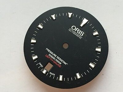 oris zifferblatt for parts or repair