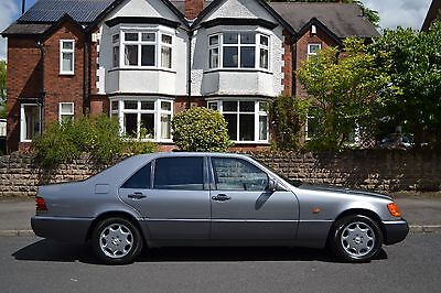 Mercedes-Benz S-Class 300 SEL W140 1992 75000 Miles
