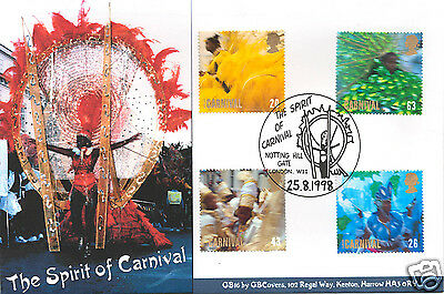1998 Carnival - GB Covers Official