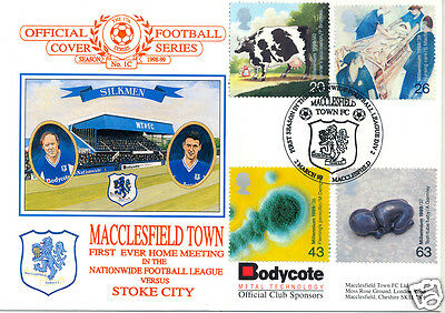1999 Patients - Dawn Macclesfield Town FC Official