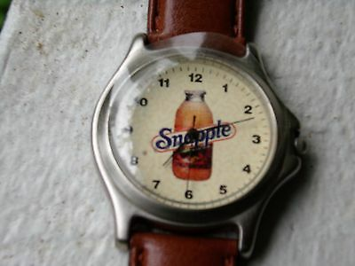 New Snapple watch no box Collectible
