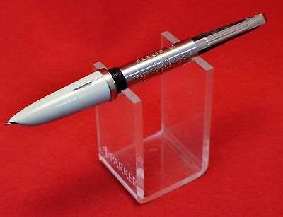 Vintage Parker 41 Fountain Pen Section, Nib and System PARTS, USA (R.# 9275)