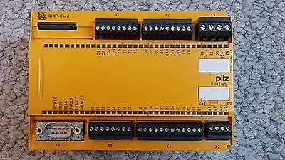 PILZ PNOZ m1p 773100 Safety PLC Processor / Base