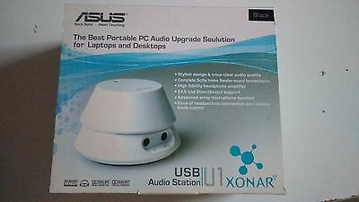 ASUS Xonar U1 USB Audio Station