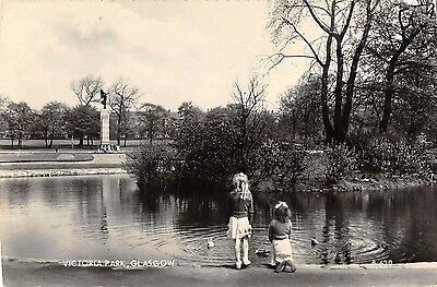 BR70632 victoria park real photo glasgow   scotland