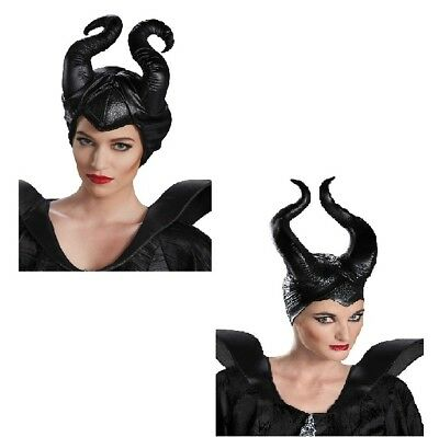 Maleficent Horns (Choose your Style) Disney Accessory Halloween Black Horns