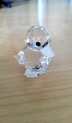 Swarovski Crystal Duck, Retired, 7660 NR 040 000, $29.99