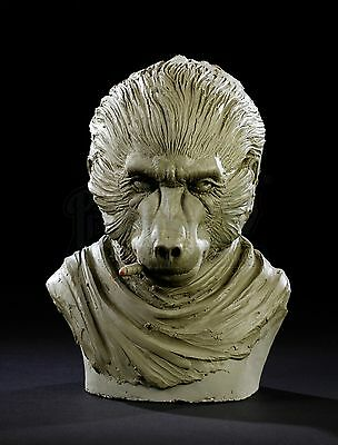 Planet Of The Apes (2001) Rick Baker Auction Ape Bust Maquette