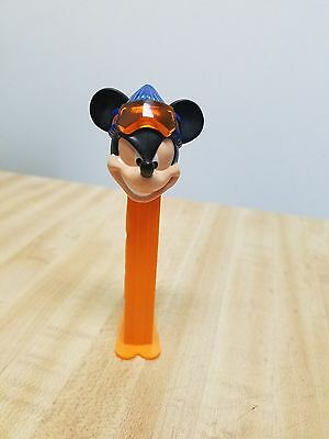 Vintage PEZ Disney Extreme Mickey Mouse With Ski Hat and Goggles #5.984.285