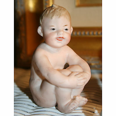 "Wonderful sitting 3.5"" HEUBACH Piano Baby ACTION CUTIE Sitting Pretty"