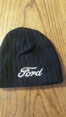 Royal Ford Terry Ortynskys Touque Hat Mustang F150 Fusion Escape
