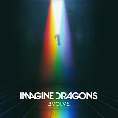 Imagine Dragons - Evolve (Deluxe Edt.) - (CD)