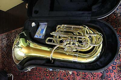 Jupiter XO Model 1284L 5 Valve CC Tuba DEMO MODEL PERFECT QuinnTheEskimo