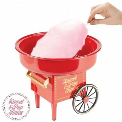 Macchina per fare lo zucchero filato Sweet & Pop feste party candy (t1r)