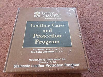 Leather Master by Dr Tork Leather Care  & Protection Program