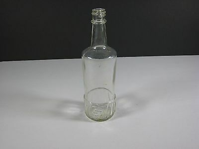 Vintage Glass Fitch Hair Tonic Bottle