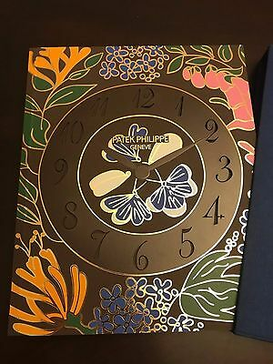 RARE HANDCRAFTS 2012 - PATEK PHILIPPE Collector's Edition Book