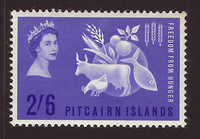 """Pitcairn Islands - Scott 35 - Freedom From Hunger - Mint NH - """"New Lower Price"""""""