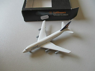 Herpa Wings 516013 Lufthansa 747-200 Version 1  Modell Edition
