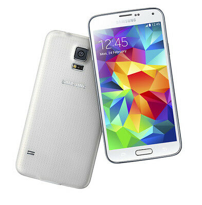 16GB - T-Mobile - Samsung Galaxy S5 SM-G900T GSM Unlocked Android Smartphone US