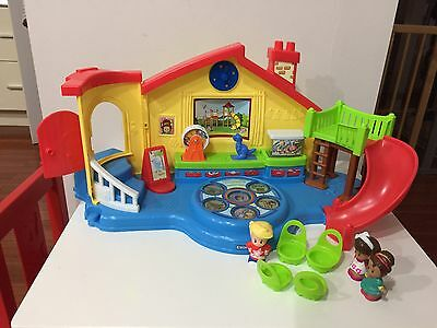 Fisher price Little People Toy House
