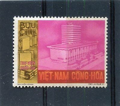 South Vietnam -, Unissued Stamps - (Library) MNH