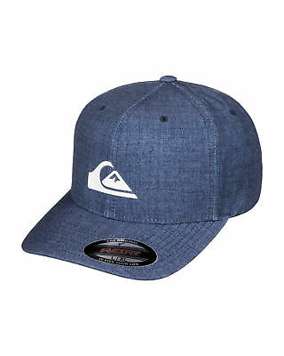 NEW QUIKSILVER™  Mens Platypus Amphibian Stretch Cap Hat Headwear