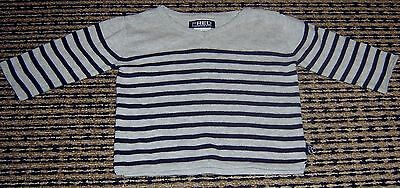 Fred Bare Baby Boys Cotton Jumper Sz 000