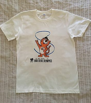 Vintage T Shirt Seoul olympic games T shirt
