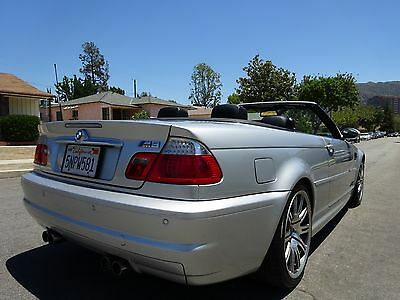 2005 BMW M3 Convertible 2005 BMW M3 - ONLY 24K MILES - 1 OWNER - CONVERTIBLE - SHOWROOM CONDITION