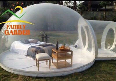 Inflatable Bubble House Tent Outdoor For Camping Dome Igloo