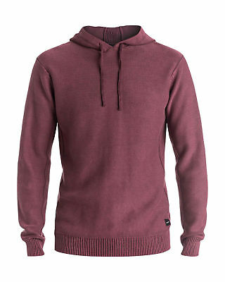 NEW QUIKSILVER™  Mens Courtyard Hoodie Sweater