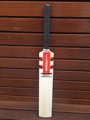 English Willow Cricket Bat. SH 2.8 Pounds 40mm Edges