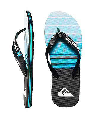 NEW QUIKSILVER™  Mens Molokai Division Thongs Flip Flops Slippers